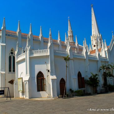 Unraveling a beautiful secret in Chennai – Santhome Church