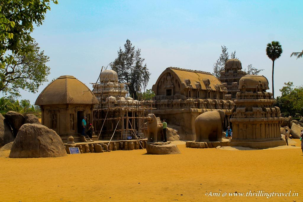 Unearthing the Pancha Rathas in Mahabalipuram - Thrilling Travel