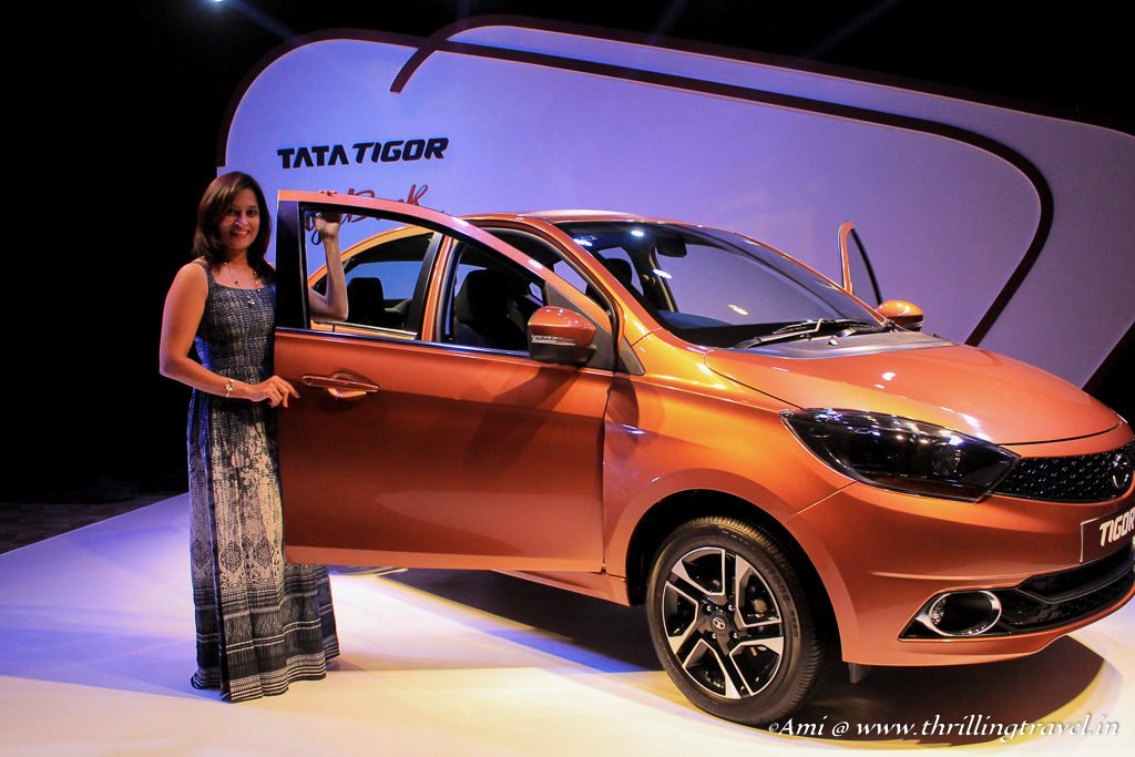 The stylish Tata Tigor