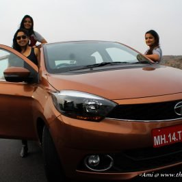 An All Girls Road Trip with Tata Tigor