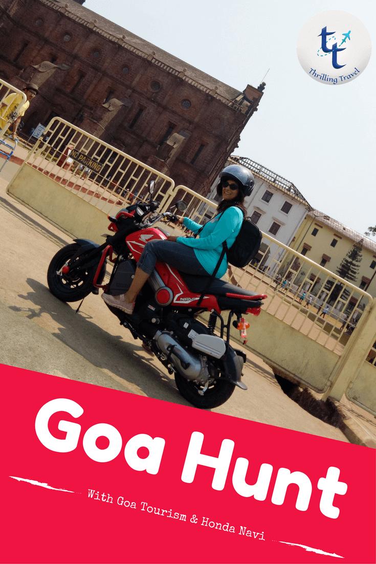 Goa Hunt