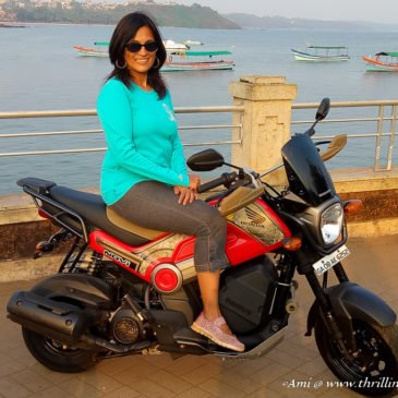 Goa Hunt to discover the undiscovered with Goa tourism & Honda Navi