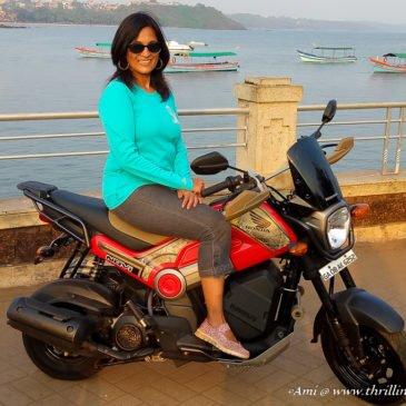 Goa Hunt to discover the undiscovered with Goa tourism & Honda Navi