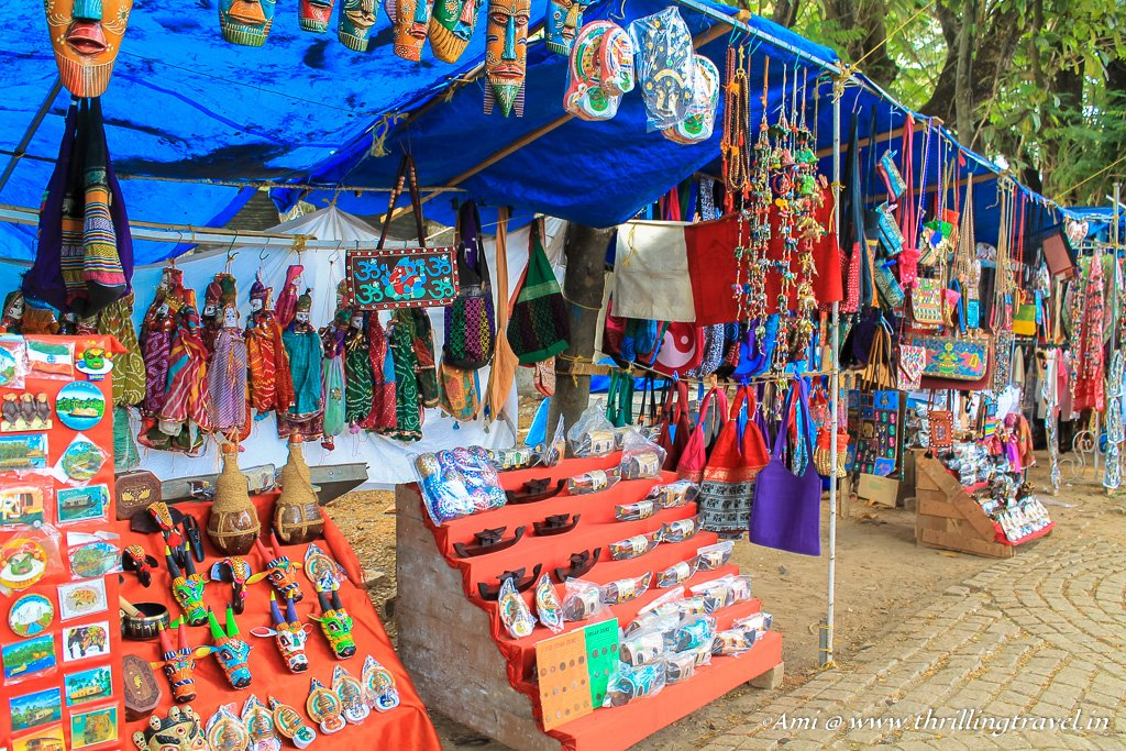 Shopping at Fort Kochi