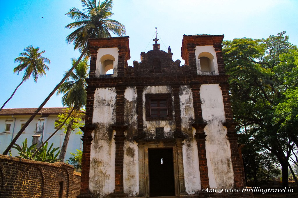 The lesser known but significant Chapel of St. Catherine in Goa
