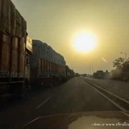 A beautiful start to my Indo-Nepal Road Trip