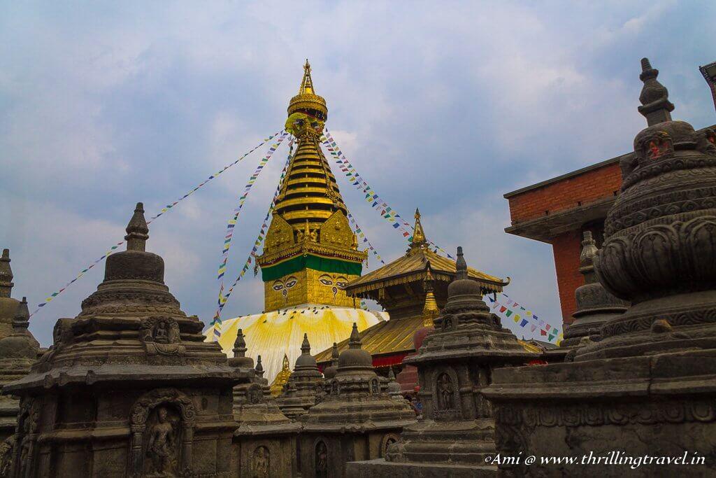 Swayambhunath Chaitya