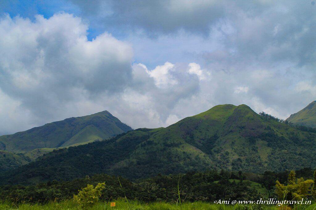 Hills of Versatile Kerala
