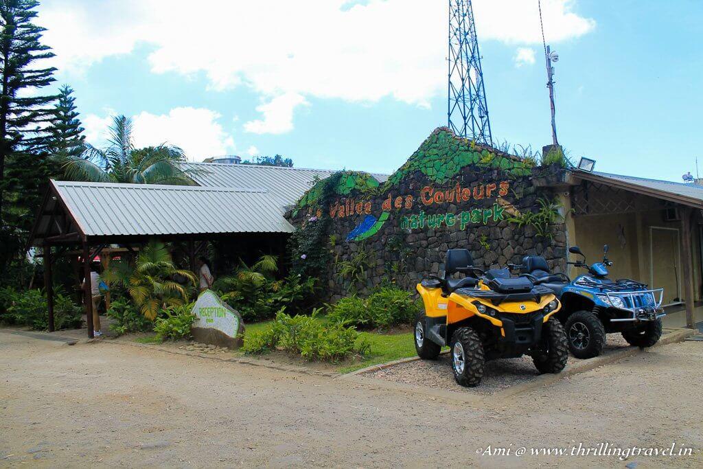 La Vallee de Couleurs, Mauritius