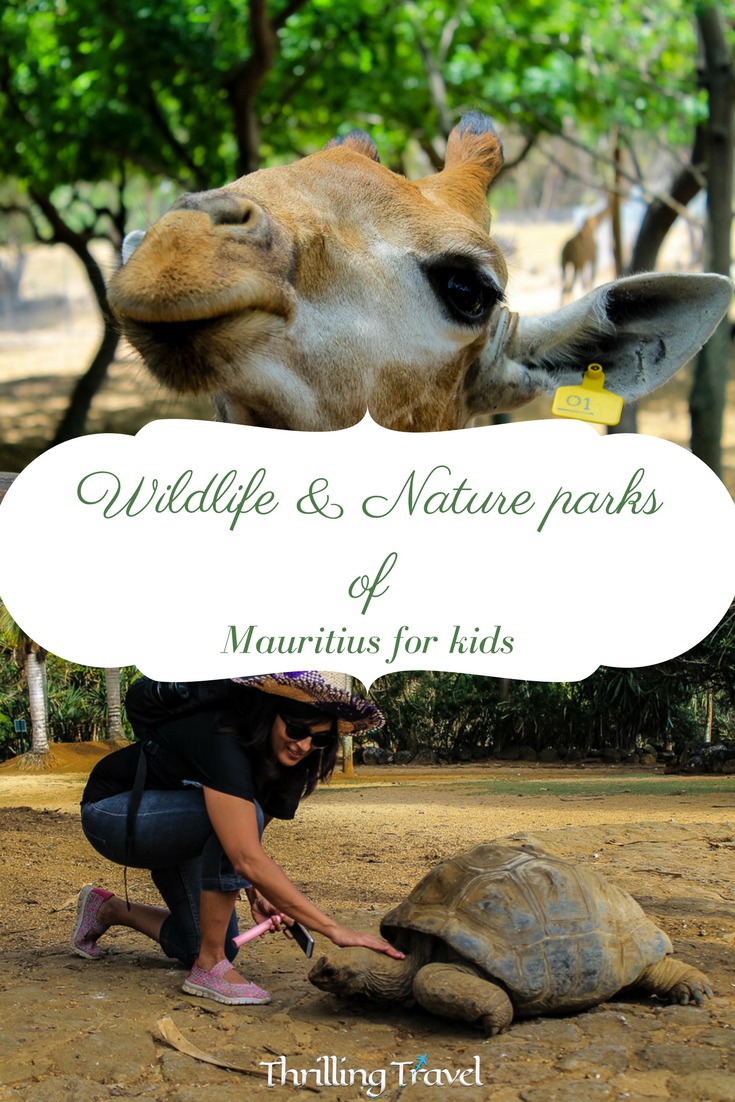 Wildlife & Nature Parks of Mauritius