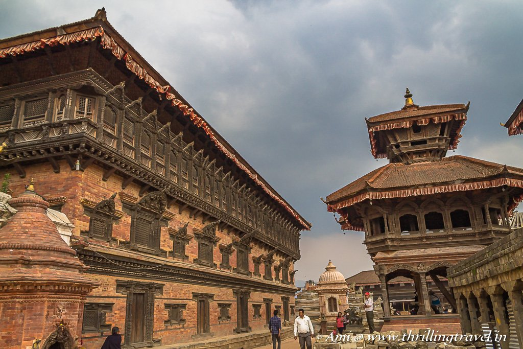 55 Window Palace in Bhaktapur Durbar Square