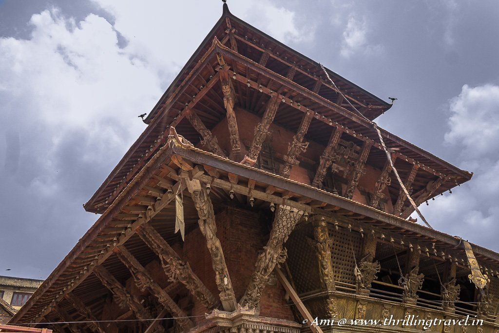 Bhimsen Temple in Patan