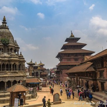Splendors of the Patan Durbar Square, Kathmandu