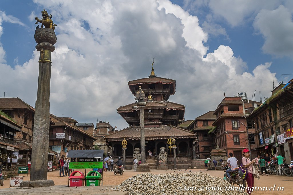 Dattatreya Square of Bhaktapur Durbar Square