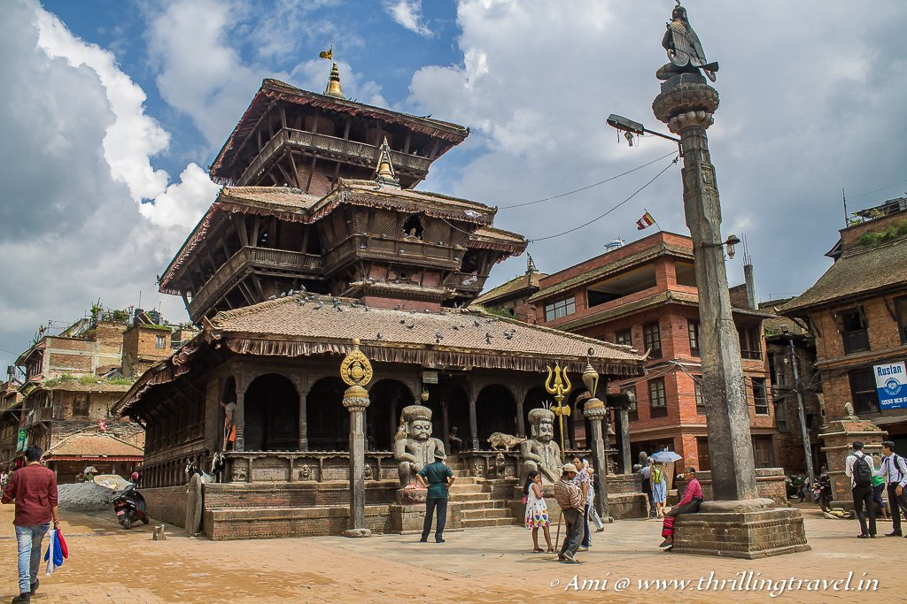 Dattatreya Temple of Bhaktapur Durbar Square