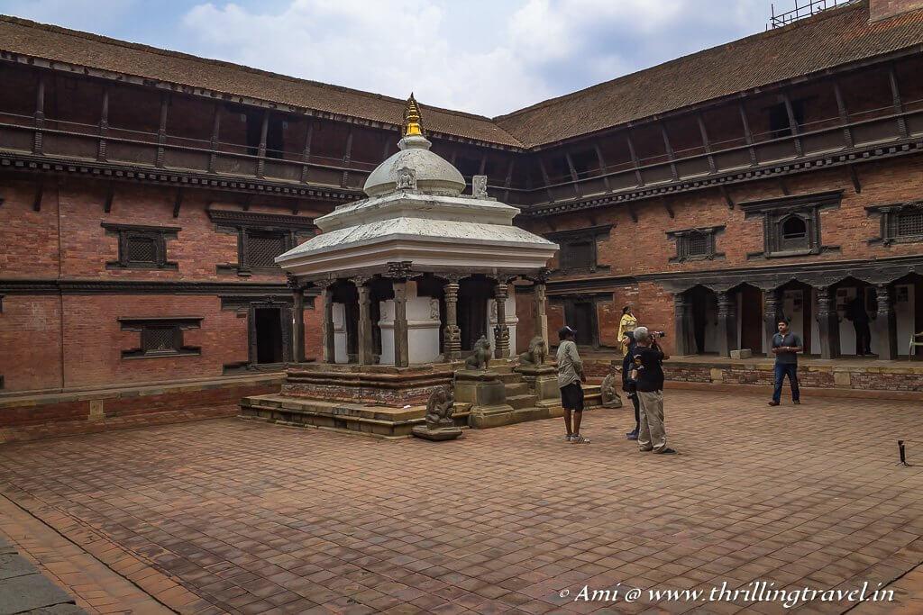Keshav Narayan temple, Patan