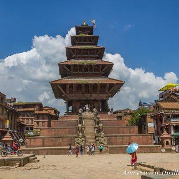 Behold the ancient Bhaktapur Durbar Square, Kathmandu