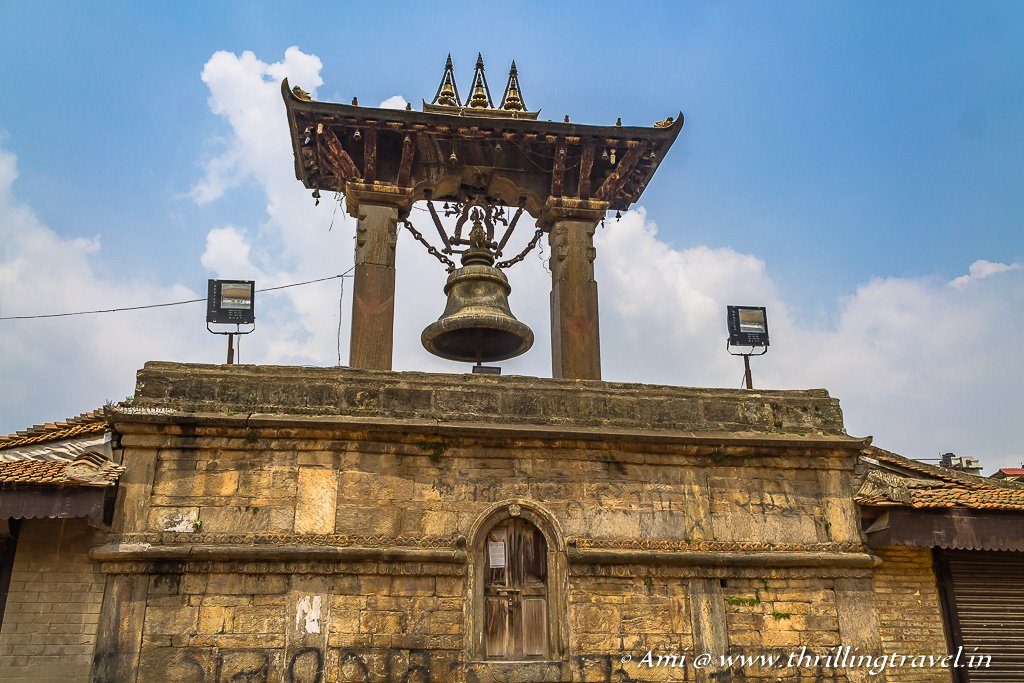 Taleju Bell - Warning bell or the Bell of justice?