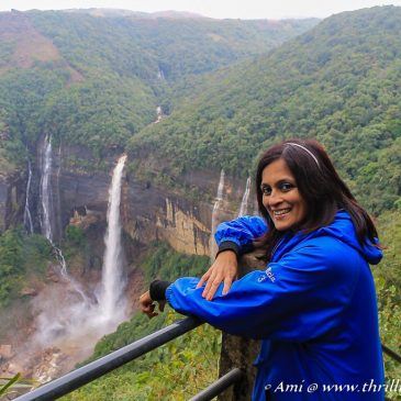 Chasing the gorgeous waterfalls in Meghalaya