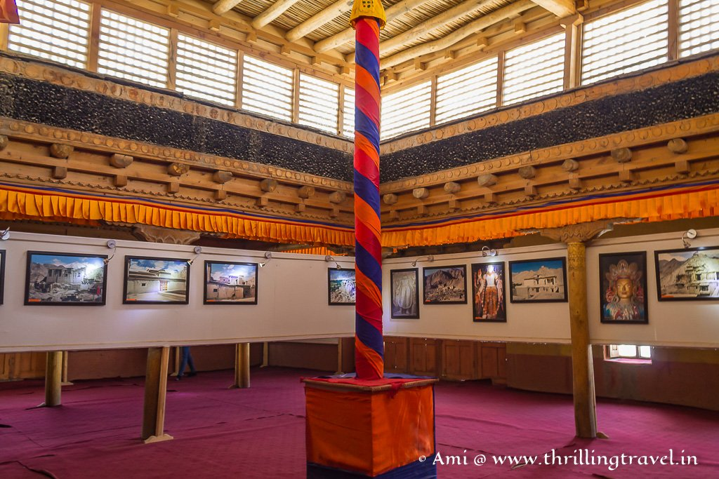 Hall of Public Audience in Leh Palace