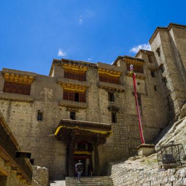 Deciphering the royal residence at Leh Palace, Ladakh