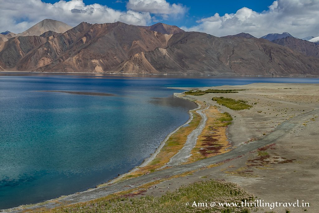 How much time do you need at Pangong Lake Ladakh?