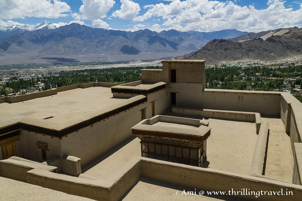 Level Seven of the Leh Palace