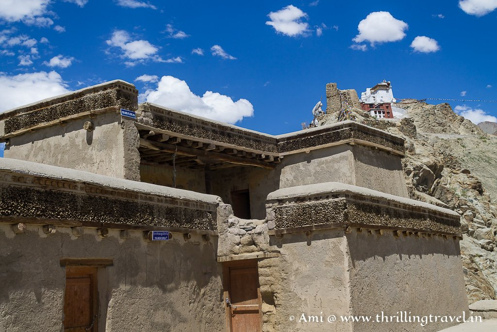 Level 8 and 9 of Leh Palace