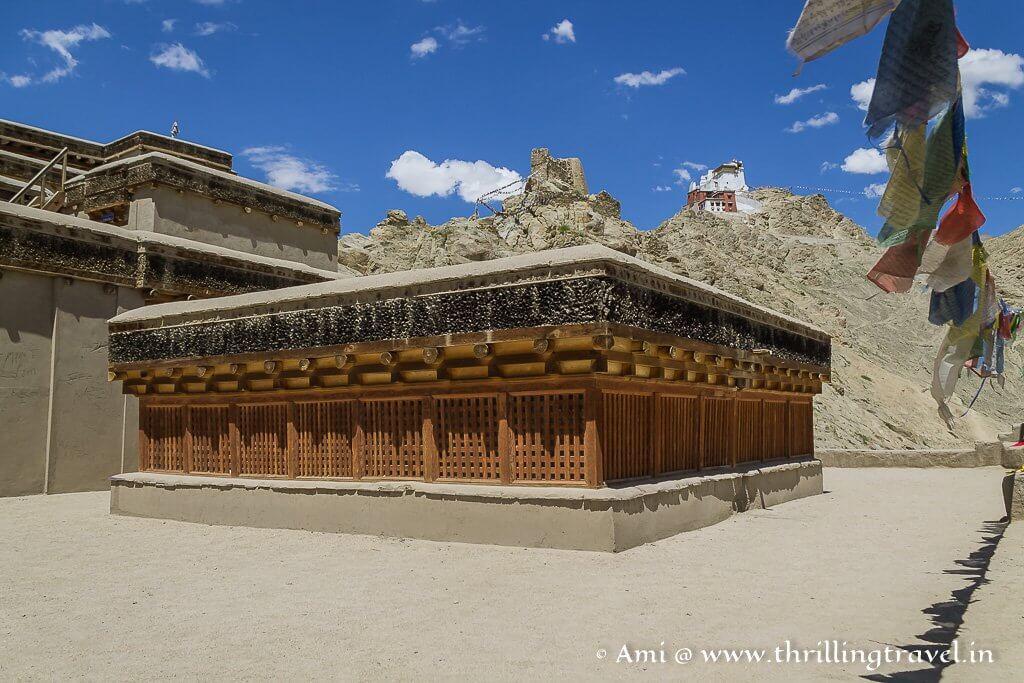 Level Six of the Leh Palace
