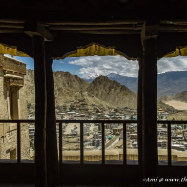 Deciphering the royal residence at Leh Palace, Ladakh