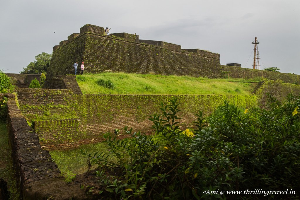 St. Angels's fort, Kannur