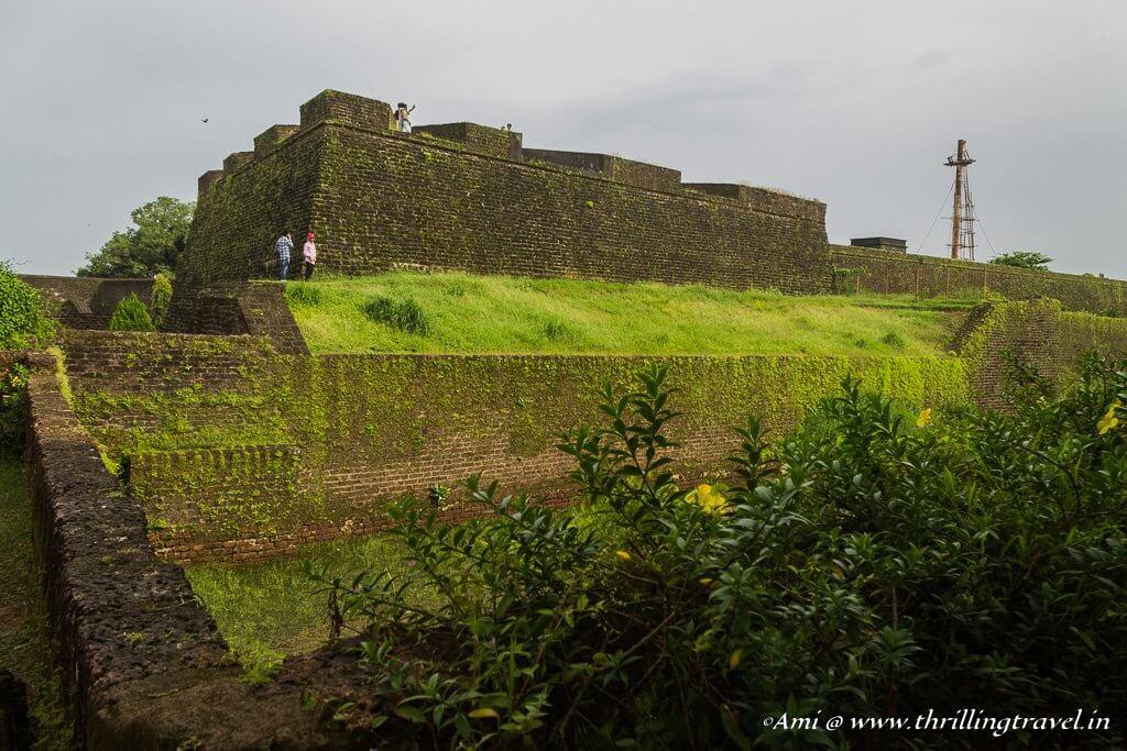 St. Angels's fort, Kannur