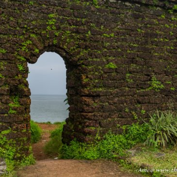 A weekend along the beaches & forts of Kannur, Kerala