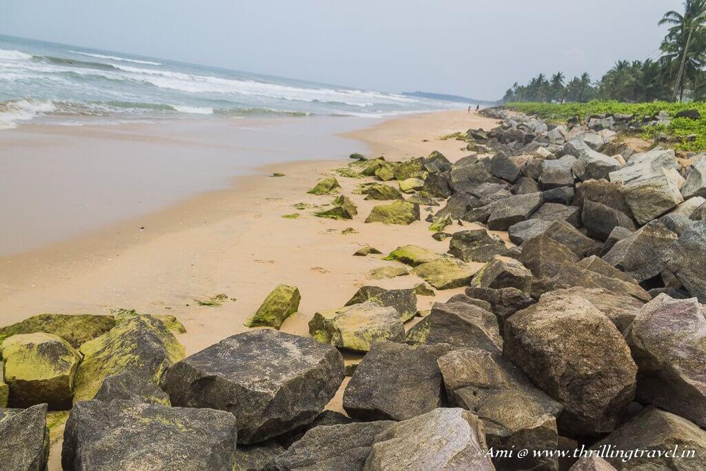 Payyambalam Beach, Kannur