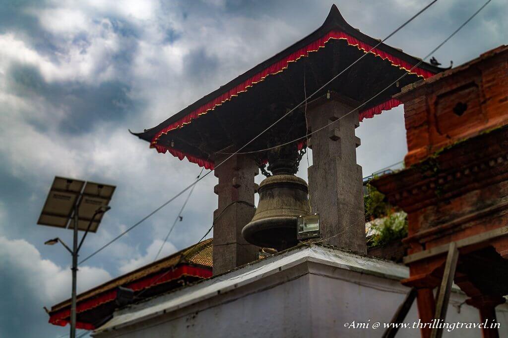 Taleju Bell at Kathmandu Durbar Square