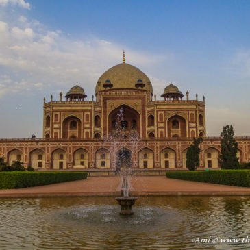Humayun's Tomb – The Garden of Tombs in Delhi