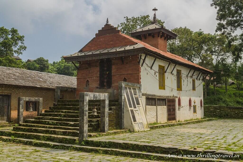 Khagda Devi Temple, Bandipur