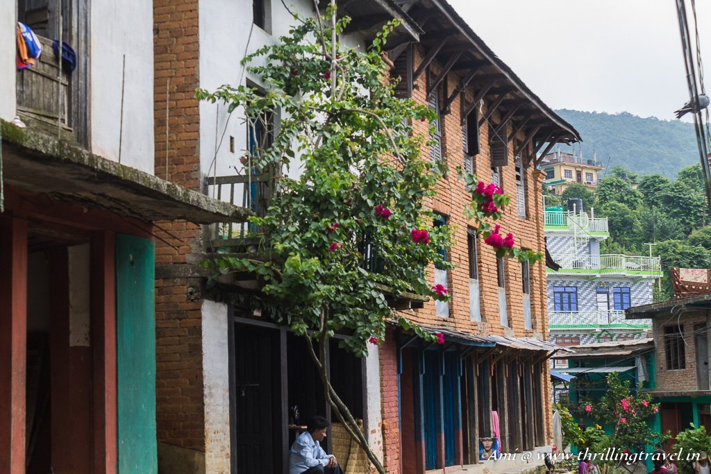 Juliet Balconies of Bandipur