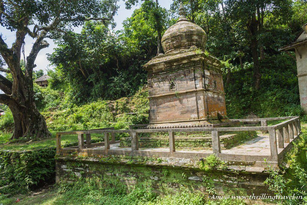 The Water tank near Tindhara