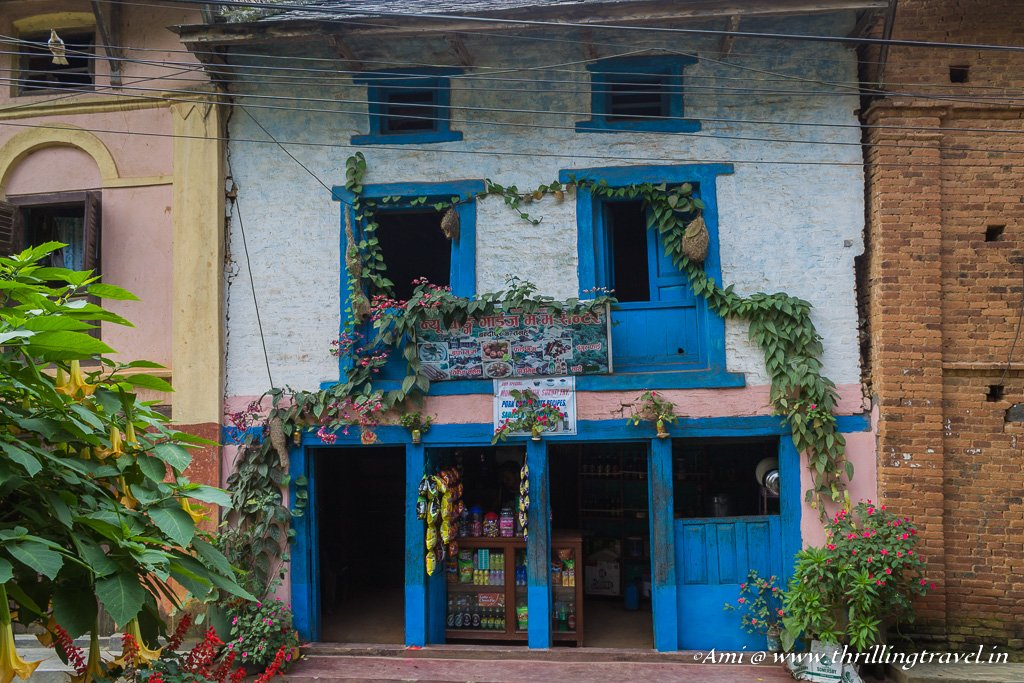 The charming Juliet Windows giving their European Touch to Bandipur