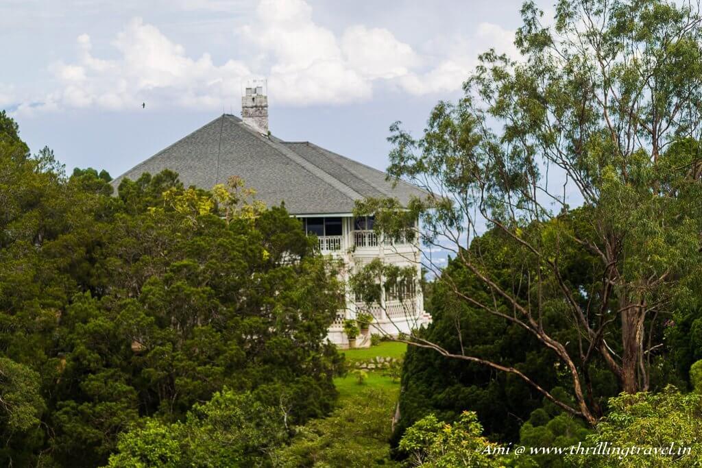Bel Retiro - the Governor's mansion in Penang