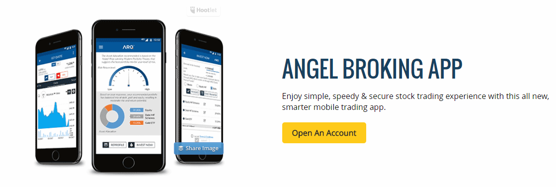 Investment on-the-go with Angel Broking