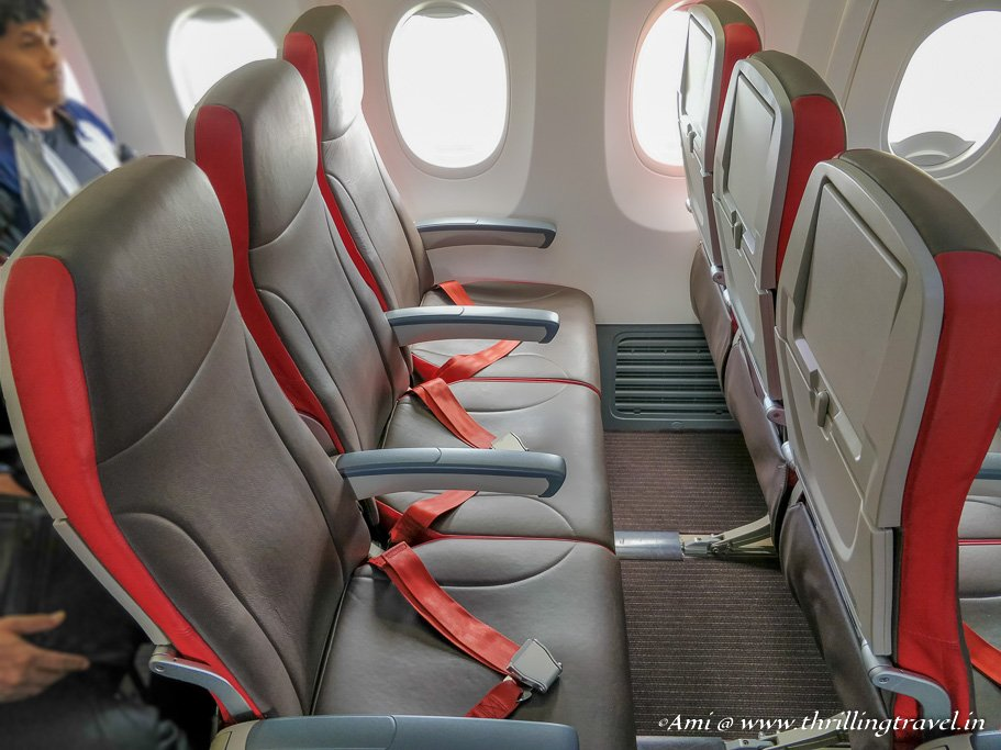 A Full Service Airline with affordable rates - Malindo Air
