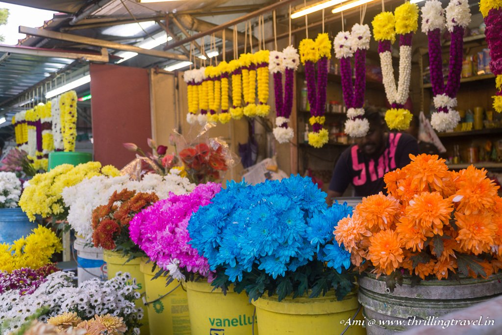 Vibrant markets of Penang