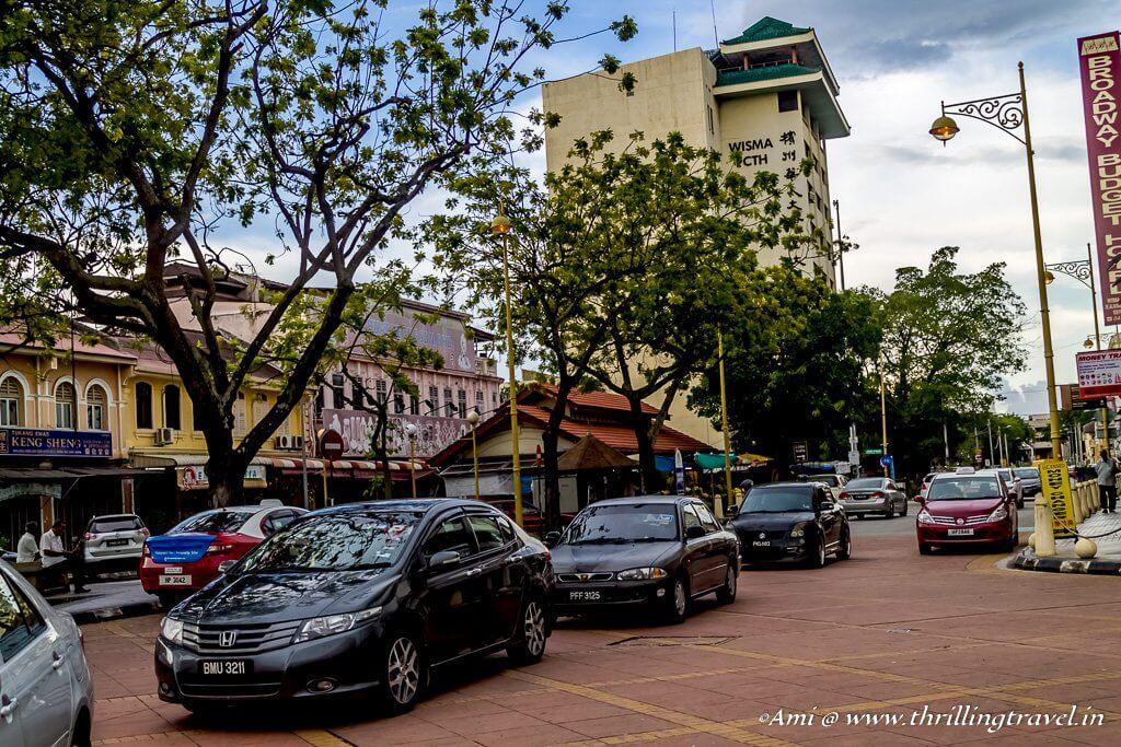 Street of Harmony, Penang