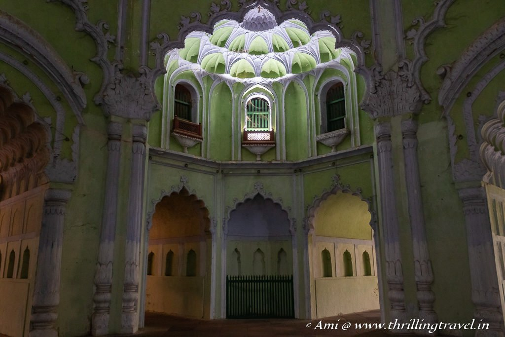 The Chinese Hall in Bara Imambara