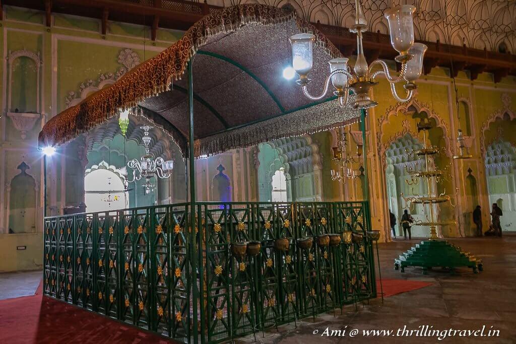 Tomb of Nawab Asaf-Ud-Daulah