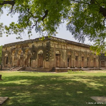 The Residency Lucknow: A Reminiscence of British India