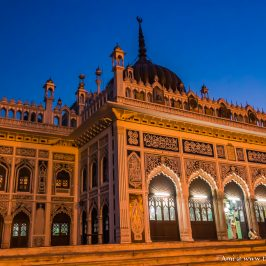 Chota Imambara - one of the places to visit in Lucknow