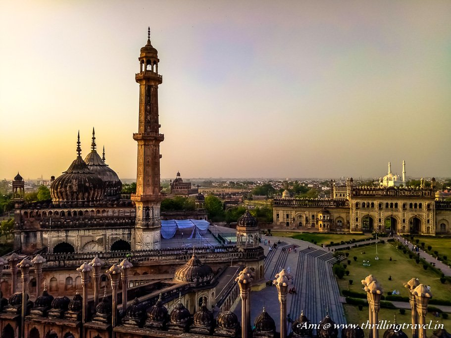 Heritage Area of Lucknow